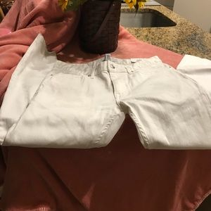 Forever 21 Low Rise Stretch Denim Destroyed Jeans